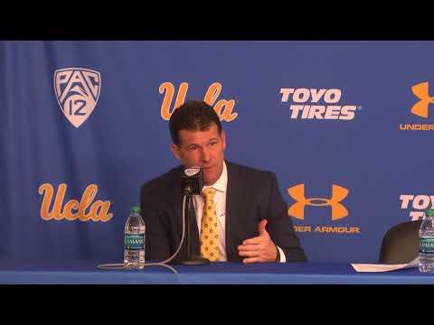 UCLA MEN'S BASKETBALL POSTGAME PRESS CONFERENCE - Steve Alford - 02.17.18