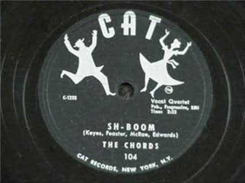 Sh Boom The Chords Life Could Be A Dream Youtube