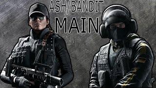 Rainbow Six Siege - My Favorite Operators Bandit And Ash