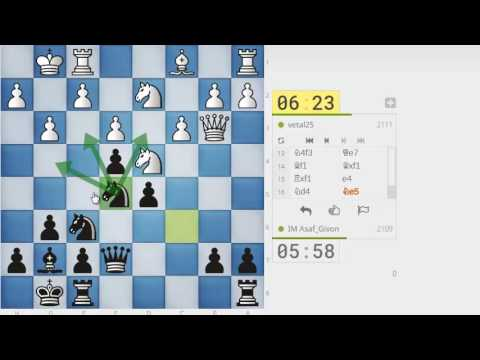 KING HUNT! reti opening, classical chess on lichess.org #11