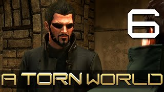 What is Deus Ex Mankind Divided