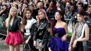 ITZY 있지 - Louis Vuitton SS20 fashion show in Paris - 01.10.2019
