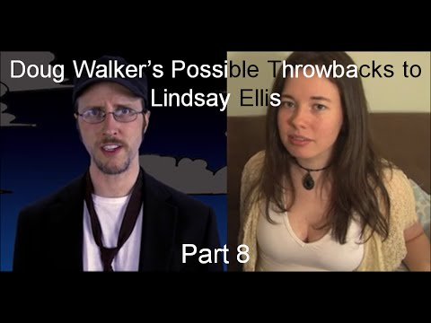 Doug Walker's Possible Throwbacks to Lindsay Ellis Part 8