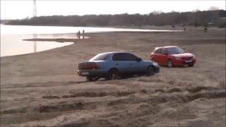 Toyota Corolla 4wd пісок