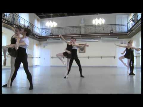Vaganova Ballet Academy, Pas De Deux Exam 2013, Zaklinsky, part 1