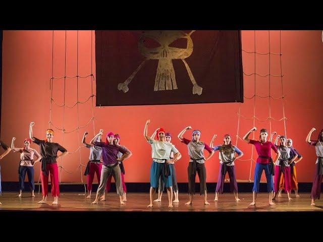 Spugna Peter Pan -  Corso Modern Jazz Principianti • On Stage Brescia