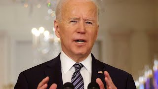 Biden says stimulus checks could go out this weekend, eyes July 4th as Independence day from virus