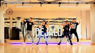Déjalo - Nacho Y Manuel Turizo - Zumba - Flow Dance Fitness