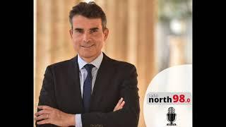 Συνέντευξη του Βουλευτή Δημήτρη Κούβελα στο Radio North στις 18.6.2021