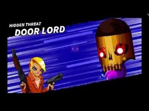 Enter the Gungeon boss  Door Lord   sc 1 st  YouTube & Enter the Gungeon boss: