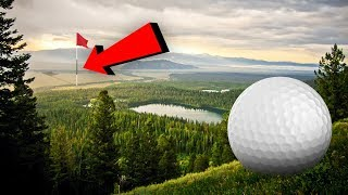 FULL SIZED FOREST GOLF COURSE - GOLF IT