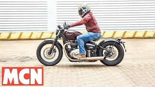 2017 Triumph Bobber | First rides | Motorcyclenews.com
