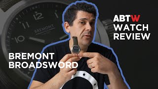 Gambar cover Bremont Broadsword Watch Review | aBlogtoWatch