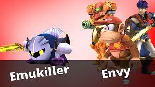 WTT2 - Emukiller (Meta Knight) vs Envy (Diddy / Ike / Samus) - GRAND FINALS - Project M
