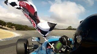 GoPro: CEO Nick Woodman at Laguna Seca