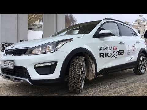 Тест-драйв KIA Rio X-line vs Lada Vesta Cross