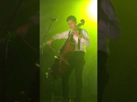Danny Kenyon The Dead South, Cello Solo ((the Recap)) 11.26.18 Thalia Hall Chicago IL