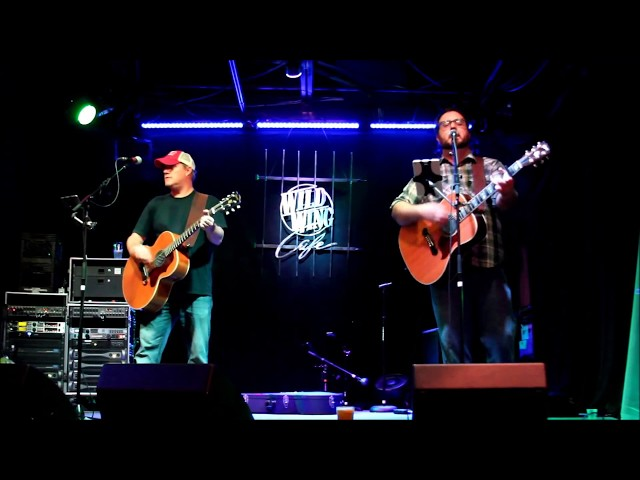 Night Train and Whatever She's Got LIVE @ Wild Wing Cafe Augusta, GA Acoustic