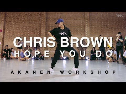 Chris Brown - Hope You Do | Akanen Choreography