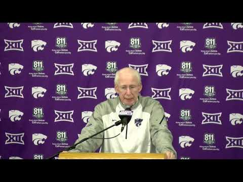 K-State vs Kansas Bill Snyder Press Conference