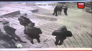 Избиение полицейских. В Кемерово начался суд. Новости России сегодня.