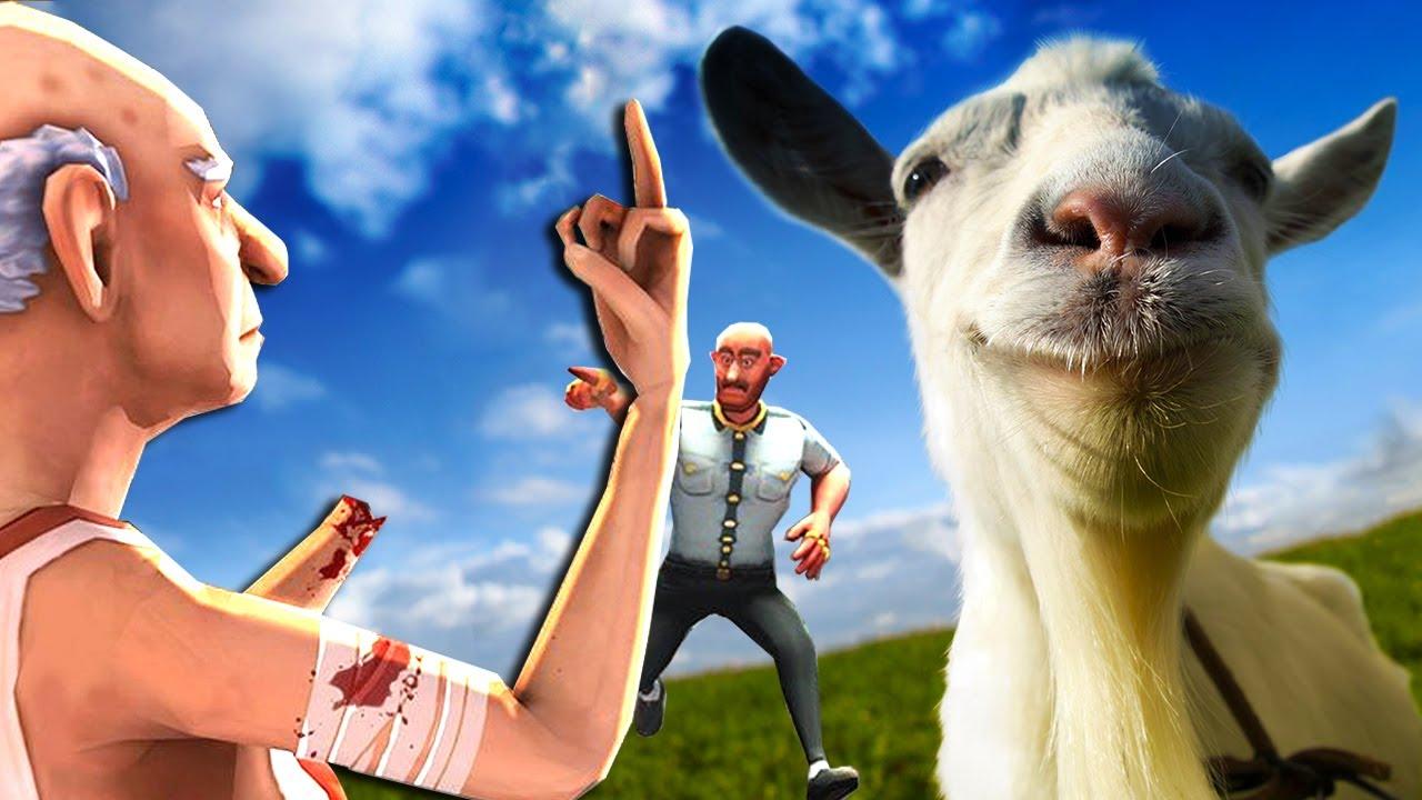 Goat Suomeksi