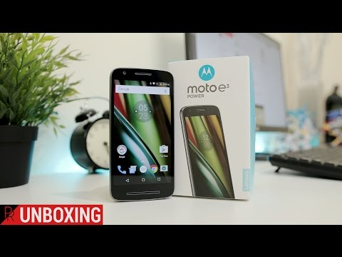 Unboxing & Impresi Pertama Moto E3 Power