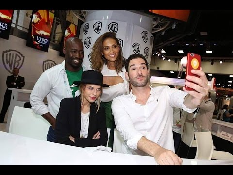 LUCIFER CAST  HD