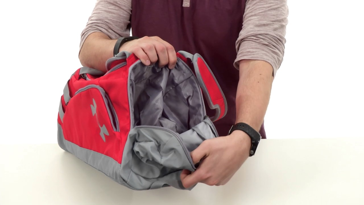 e98f866356 Under Armour UA Undeniable Backpack Duffel Small SKU 8750672 - YouTube