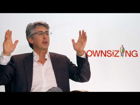 Downsizing: Director Alexander Payne  Movie