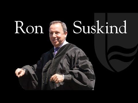 Lewis & Clark's 2015 commencement speaker Ron Suskind