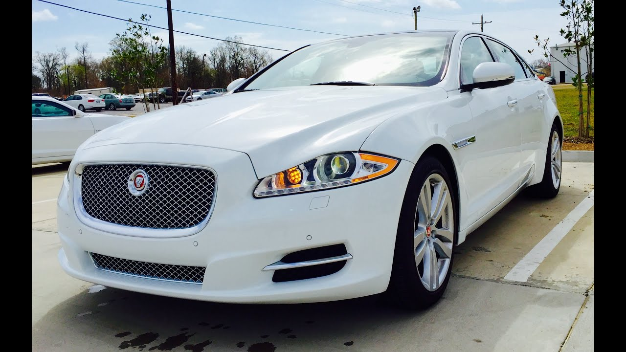 2015 jaguar xjl portfolio 3 0l supercharged awd full. Black Bedroom Furniture Sets. Home Design Ideas