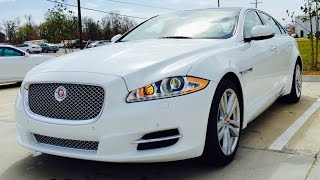 2015 Jaguar XJL Portfolio 3.0L Supercharged AWD Full Review /Start Up /Exhaust