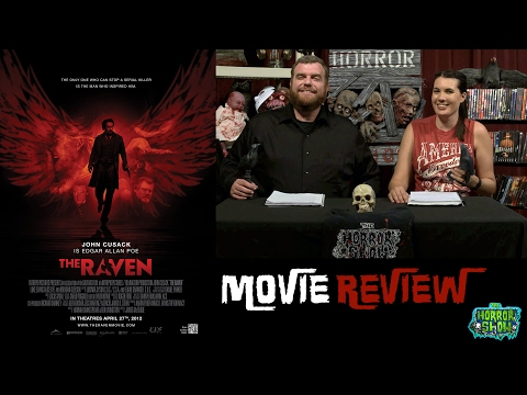 """The Raven"" 2012 Horror Movie Review- The Horror Show"