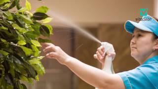 Смотреть видео клининговые компании по уборке помещений