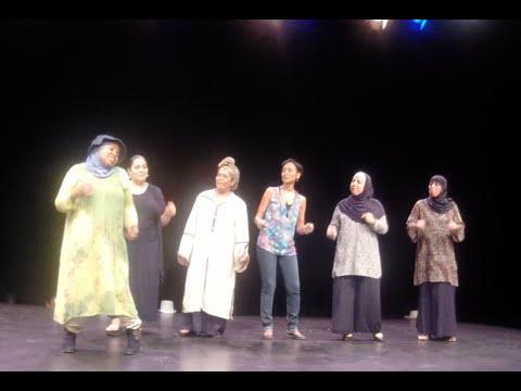 Echos des quartiers nord : les femmes se racontent sur scène