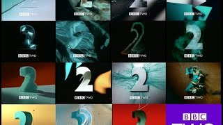 BBC 2 | THE 50TH BIRTHDAY IDENT MONTAGE