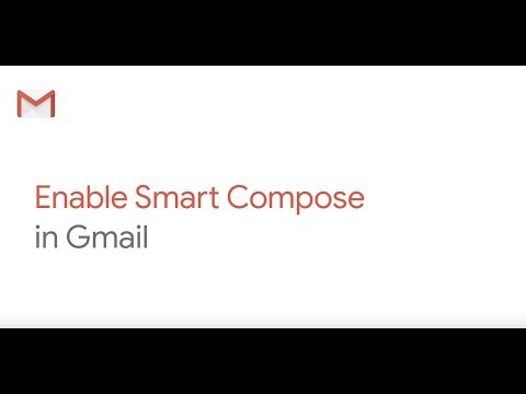 How To: Enable Smart Compose in Gmail