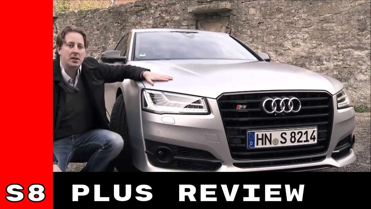 Audi S8 Plus Review Test Drive Interior Youtube