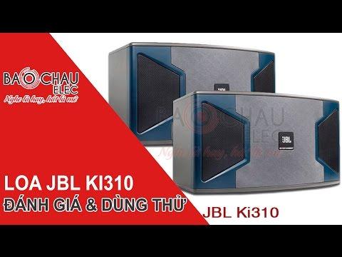 [Bảo Châu Elec] Đánh giá Loa JBL KI 310 - Loa karaoke cao cấp tại thị trường Việt Nam - 동영상