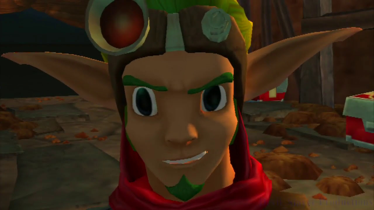 Jak And Daxter Wallpaper: Jak 3 All Cutscenes (PS2/PS3 PSVITA/PS4) Game Movie 720p