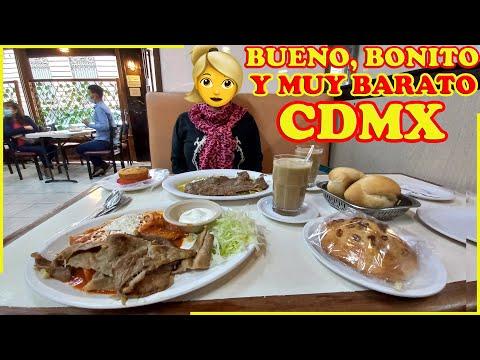 Restaurante - CAFÉ TRADICIONAL del CENTRO de la CDMX