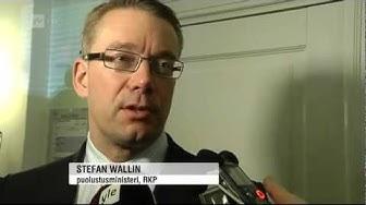 Stefan Wallin tuomiolla