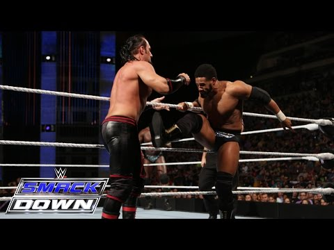 The Prime Time Players vs. The Ascension: SmackDown, July 2, 2015