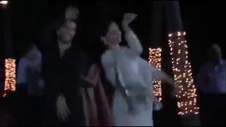 Deepika Padukone along with Ranveer Singh dances at her friend's wedding in Sri Lanka