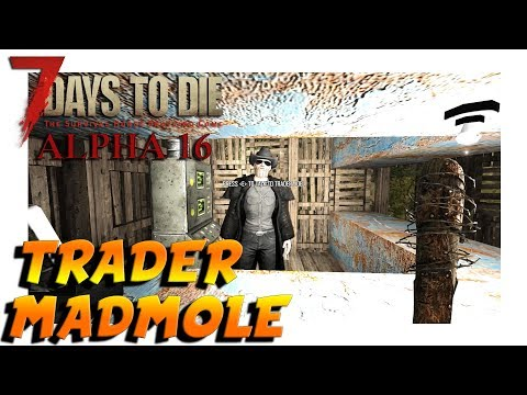 7 Days to Die: TRADER and Air Drop - Alpha 16, S02E04