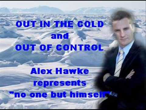 OUT OF CONTROL - Rogue MP Alex Hawke continues to defy party leaders