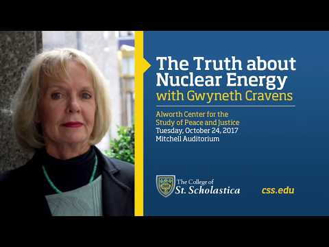 The Truth about Nuclear Energy with Gwyneth Cravens