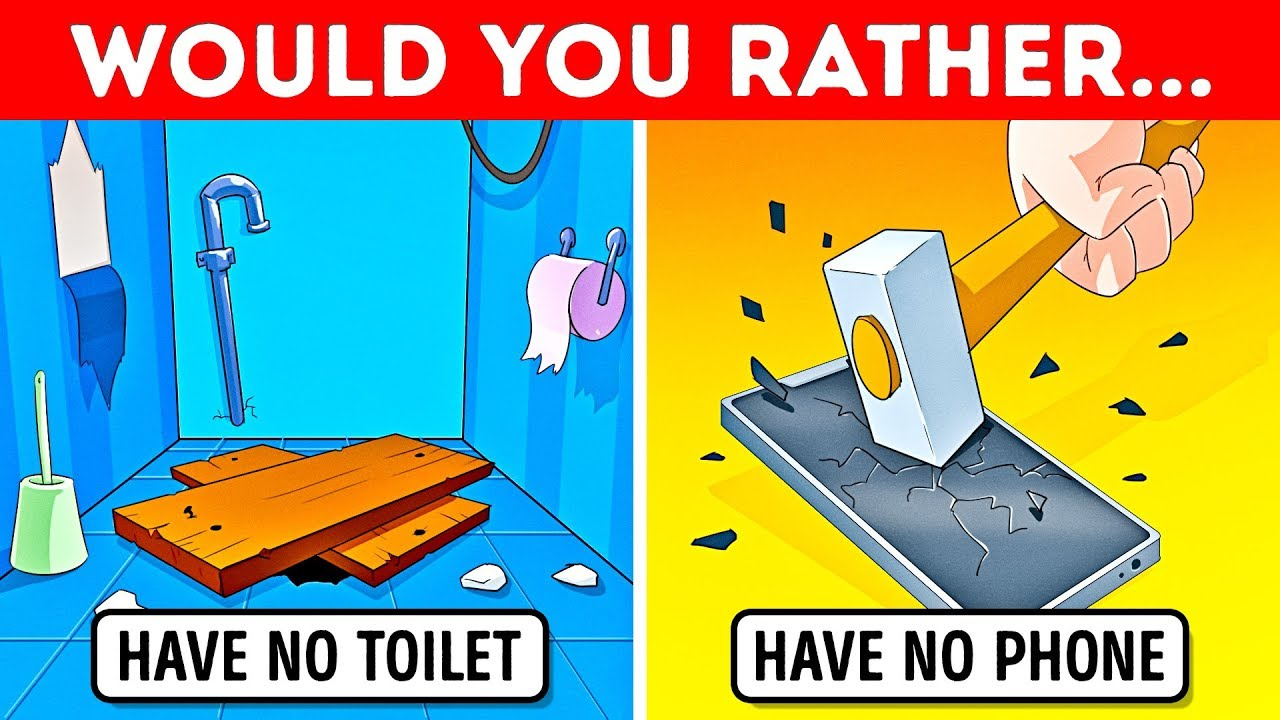 MAKE YOUR CHOICE AND TEST YOUR BRAIN WITH THESE TRICKY RIDDLES