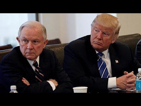 CIA und Polizei: Trump beruft Hardliner auf Schlüsselposten für Sicherheit